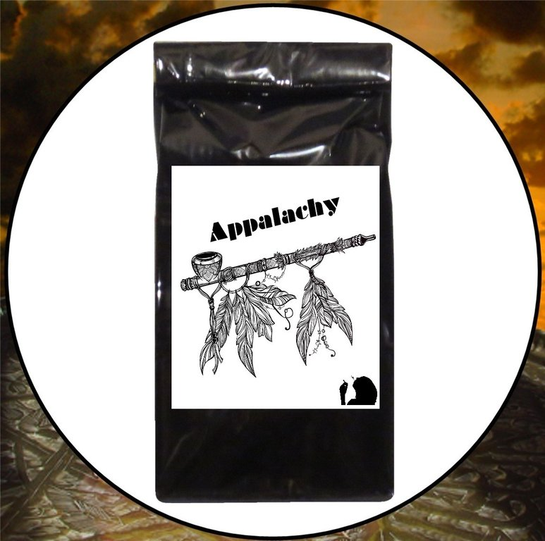 50g Appalachy American Native Holy Smoke Tabakersatz